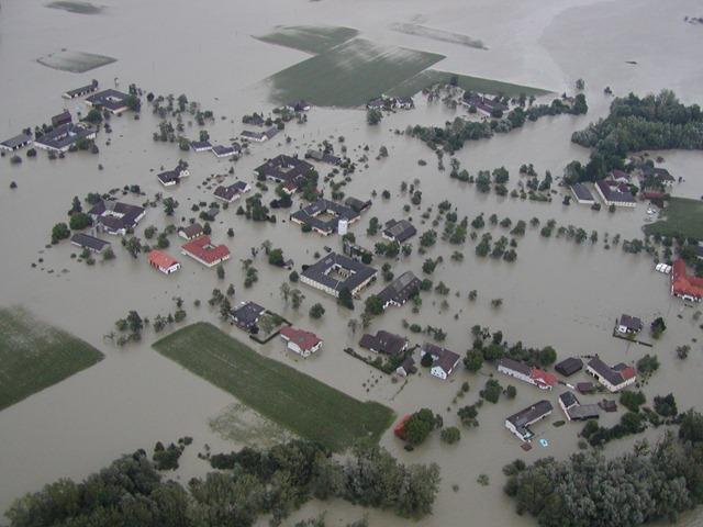 Hochwasser 2002 - Mettensdorf