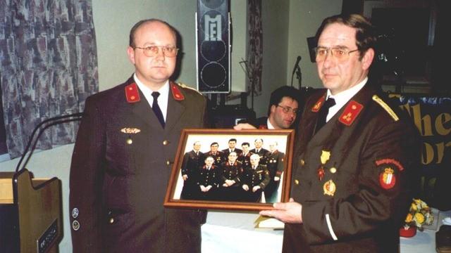 Kommandoneuwahl 1998
