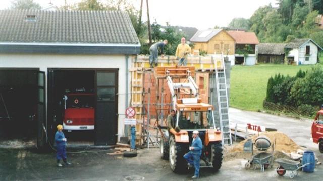 FF-Haus Zubau 1998