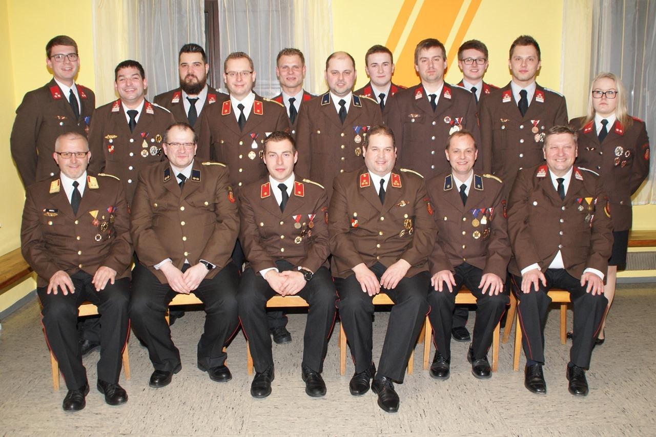 Kommando der Feuerwehr Baumgartenberg