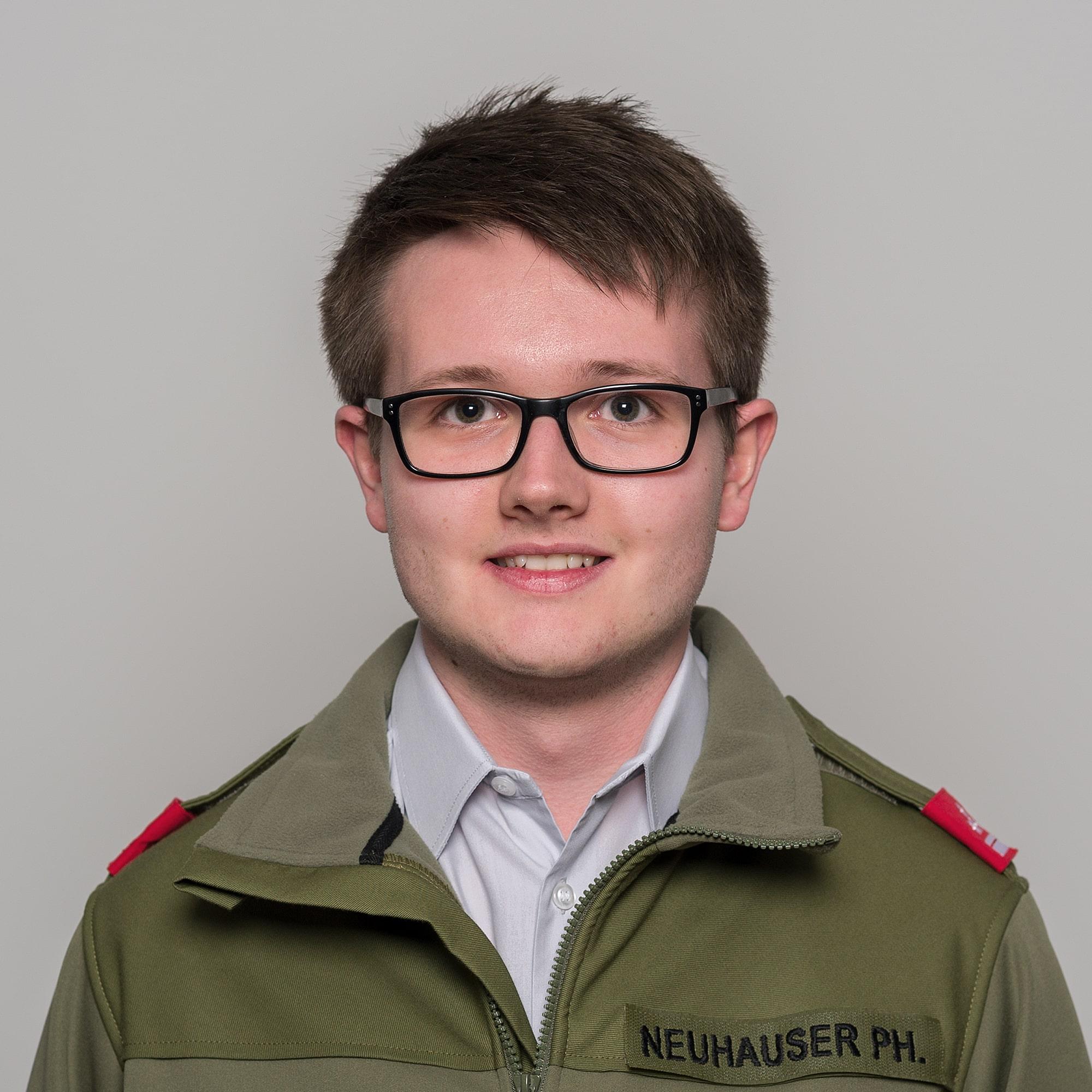 HBM Philipp Neuhauser